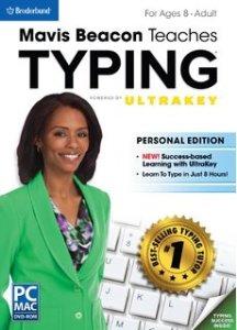 Mavis Beacon Teaches Typing Software