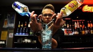 best bartending job