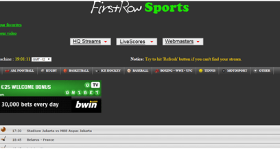 firstrows.tv