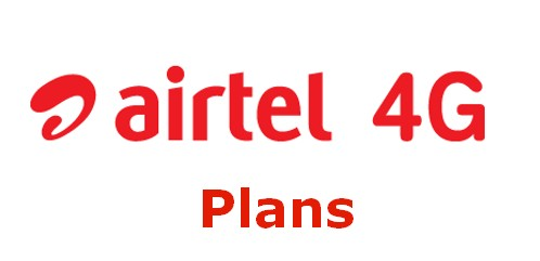 airtel 4g plans and offers