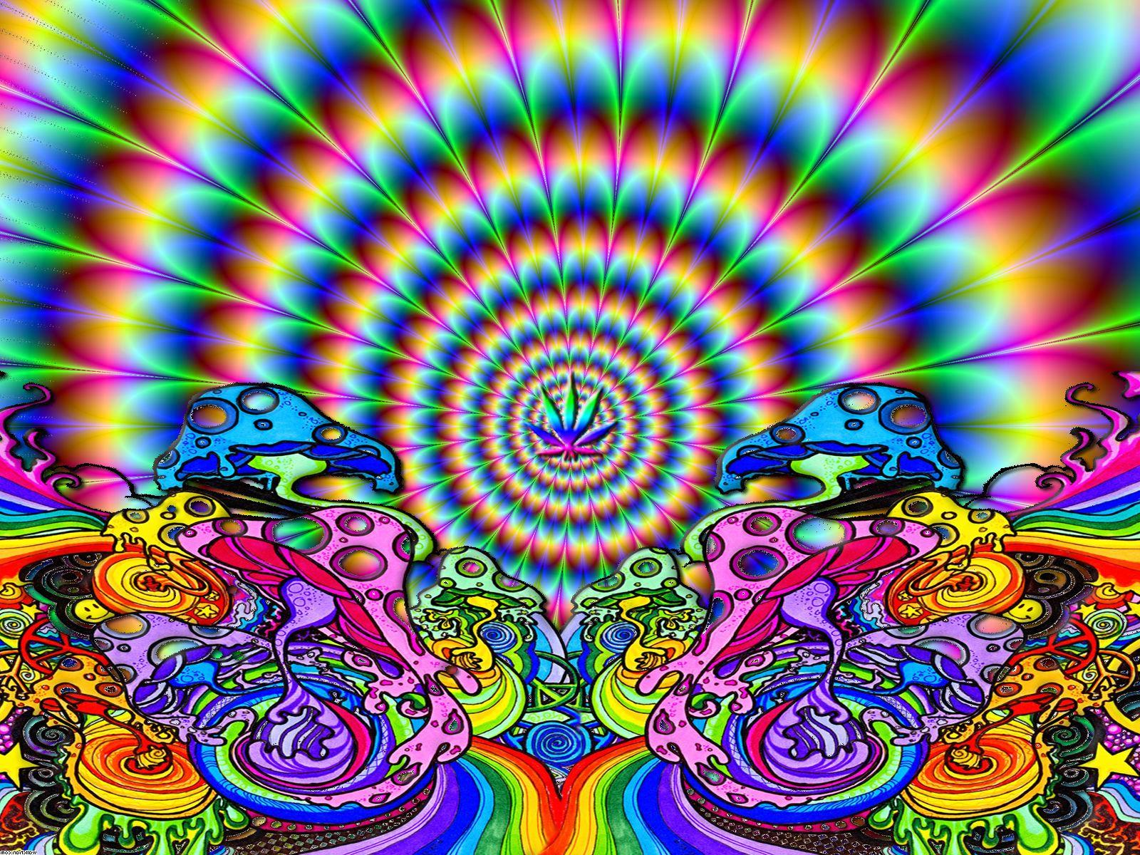 3d Rainbow Psychedeli Wallpaper 50 Trippy Background Wallpaper Amp Psychedelic Wallpaper