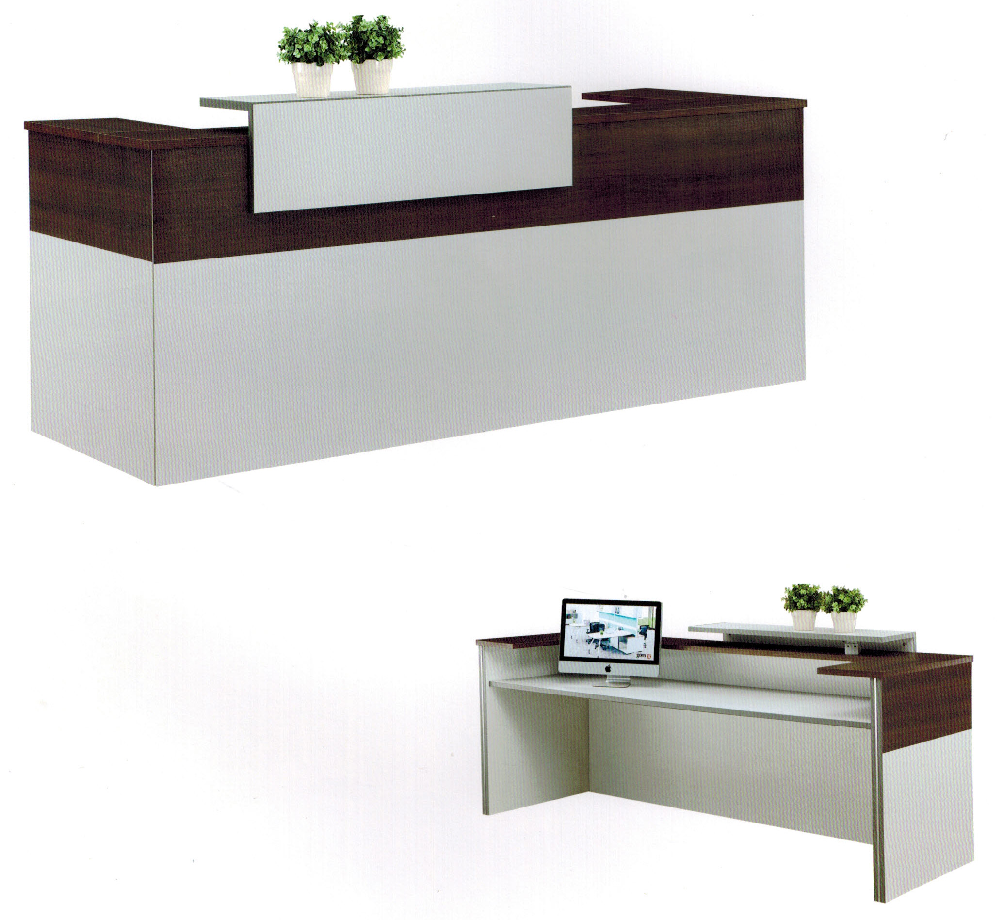 Furniture Clearance Vancouver Carlma Reception Desk Techno Office Furniture Office