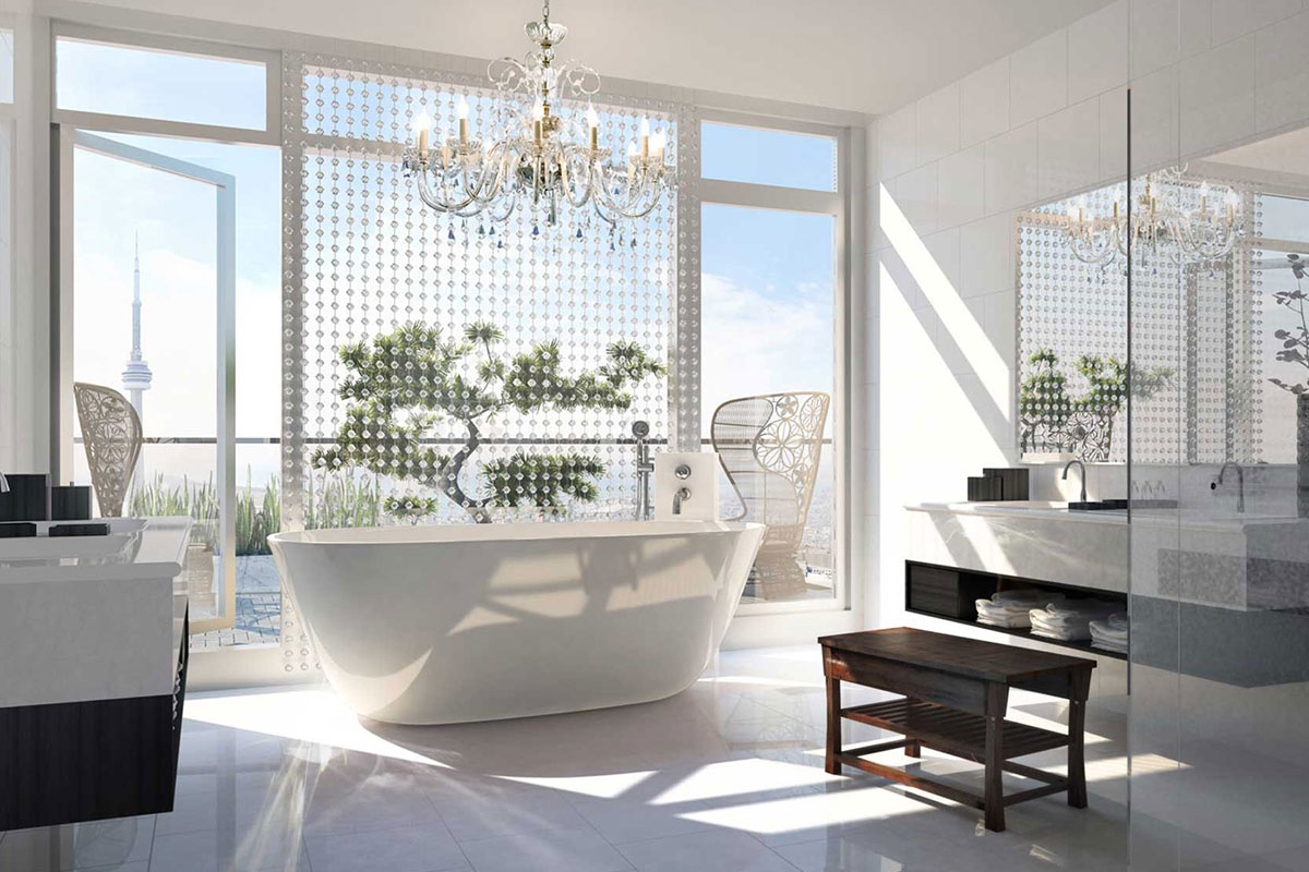 Bagno Design Guatemala Bath With A View The New Trend In Luxury Hotels