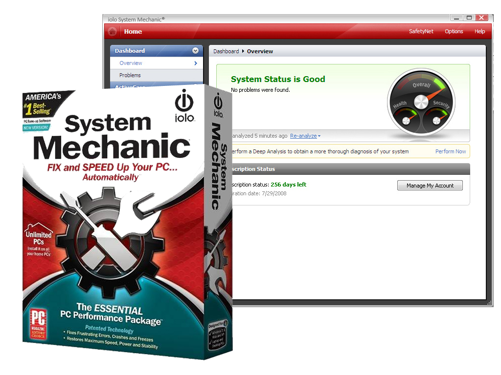 System Mechanic Free System Mechanic Download With Activation Key Giveaway