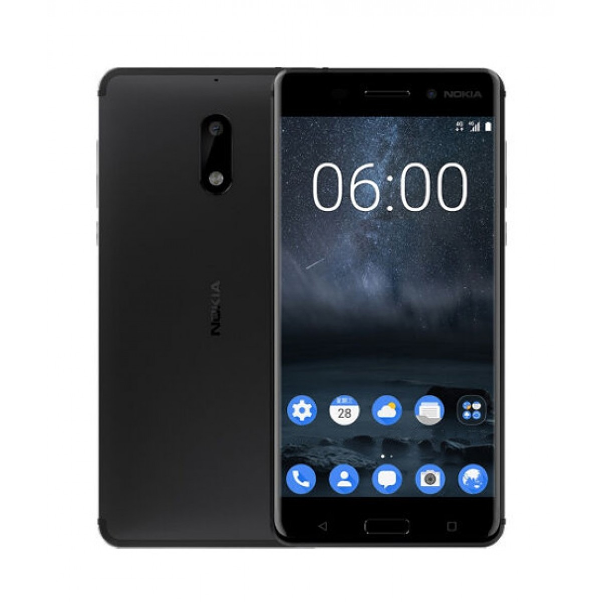 Nokia 6 Arte Black Video Nokia 6 Black