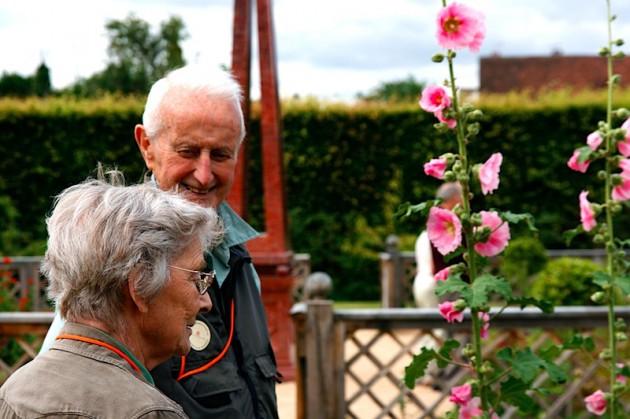 Keith and Olga