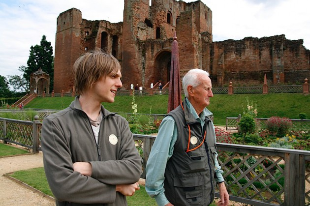 Keith and I