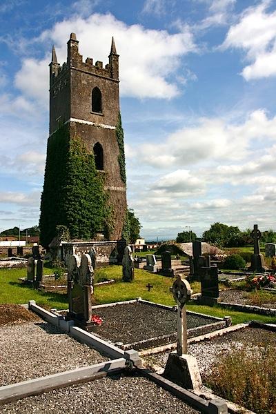 Shanagolden cemetery