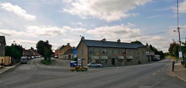 Shanagolden's main street