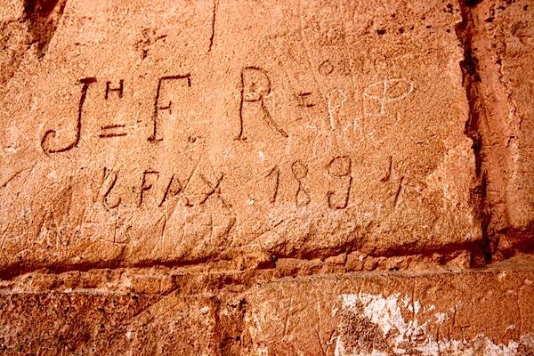 1894 graffiti