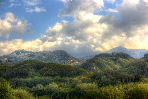 Somewhere in the Garfagnana