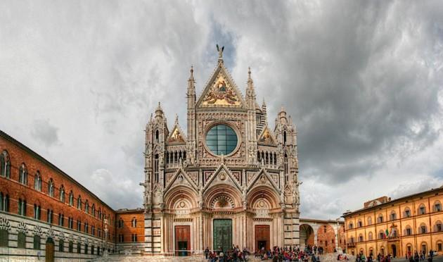 Siena Duomo, HDR