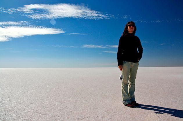 Chott el, Jerid Salt Lake