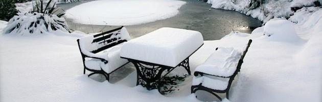 Lygos farm snow