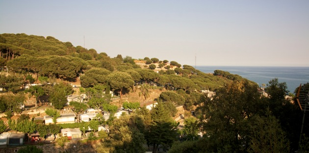 Roca Grossa terraces