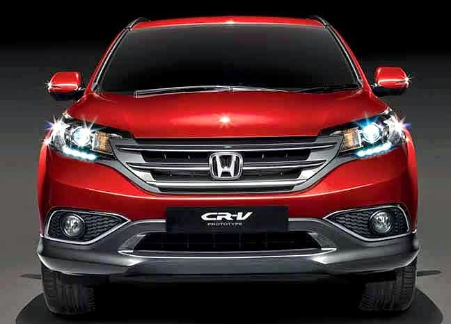 Honda Euro-spec 2015 CR-V