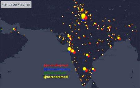 twitter-trendmap-delhi-elections 1