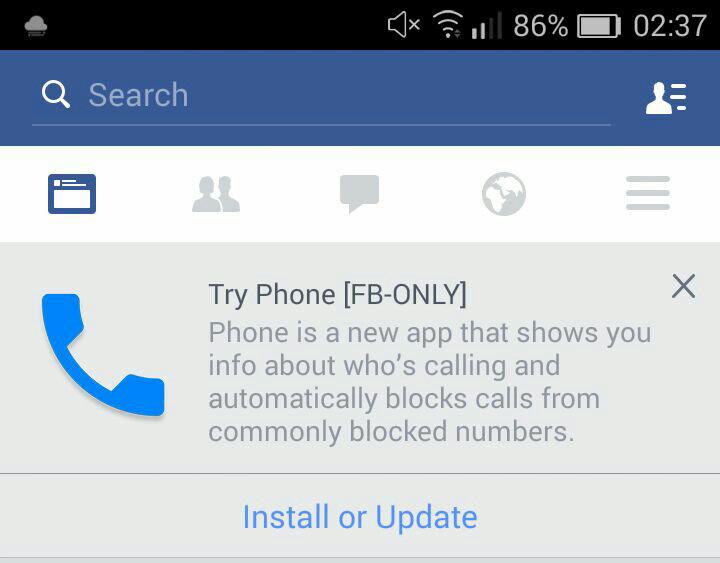 facebook-phone-app