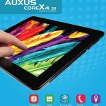 iBerry Auxus CoreX2 & Auxus CoreX4 3G Tablet Launched in India