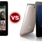 Asus FonePad vs Google Nexus 7 Tablet Comparison