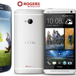Rogers Galaxy S4 & HTC One Releasing on April 19