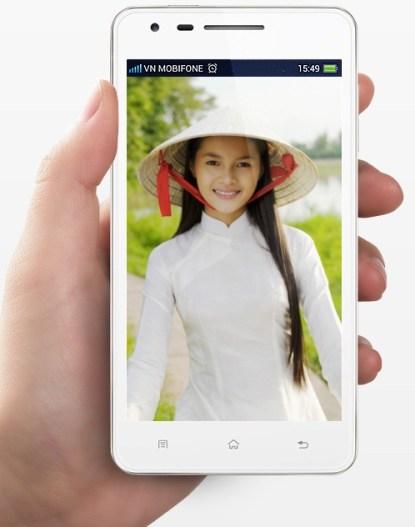 Oppo Finder phone