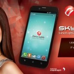 Cherry Mobile SkyFire 2.0 5-Inch Affordable Quad Core Phone at PHP 7,999
