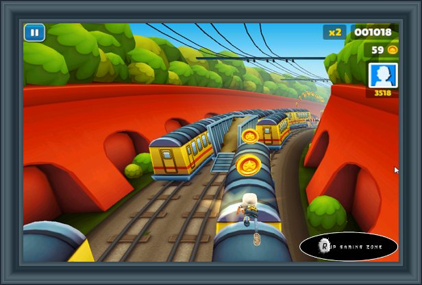Subway Surfer PC game