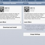 Apple iPhone 5 iOS 7 OTA Update Now Available Rolling