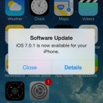Download & Update iPhone 5C & 5S with iOS 7.0.1 Software Manually