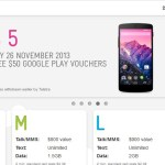 Nexus 5 Telstra Australia to Cost $69/Month – PreOrder Now