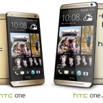 HTC One & One Max Amber Gold Edition Released
