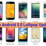 Blu Android 5.0 Lollipop Update, Schedule, OTA