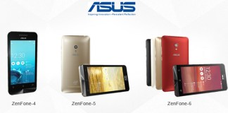 Asus ZenFone Lollipop