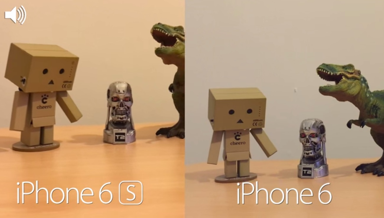 Apple iphone 6s vs iphone 6 camera comparison results