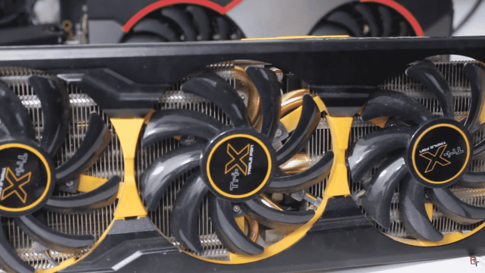 Multiple images of the upcoming AMD Radeon RX 6900XT leaked