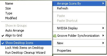 hide-Desktop