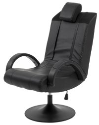 Xenta Pedestal Gaming Chair Review // TechNuovo.com