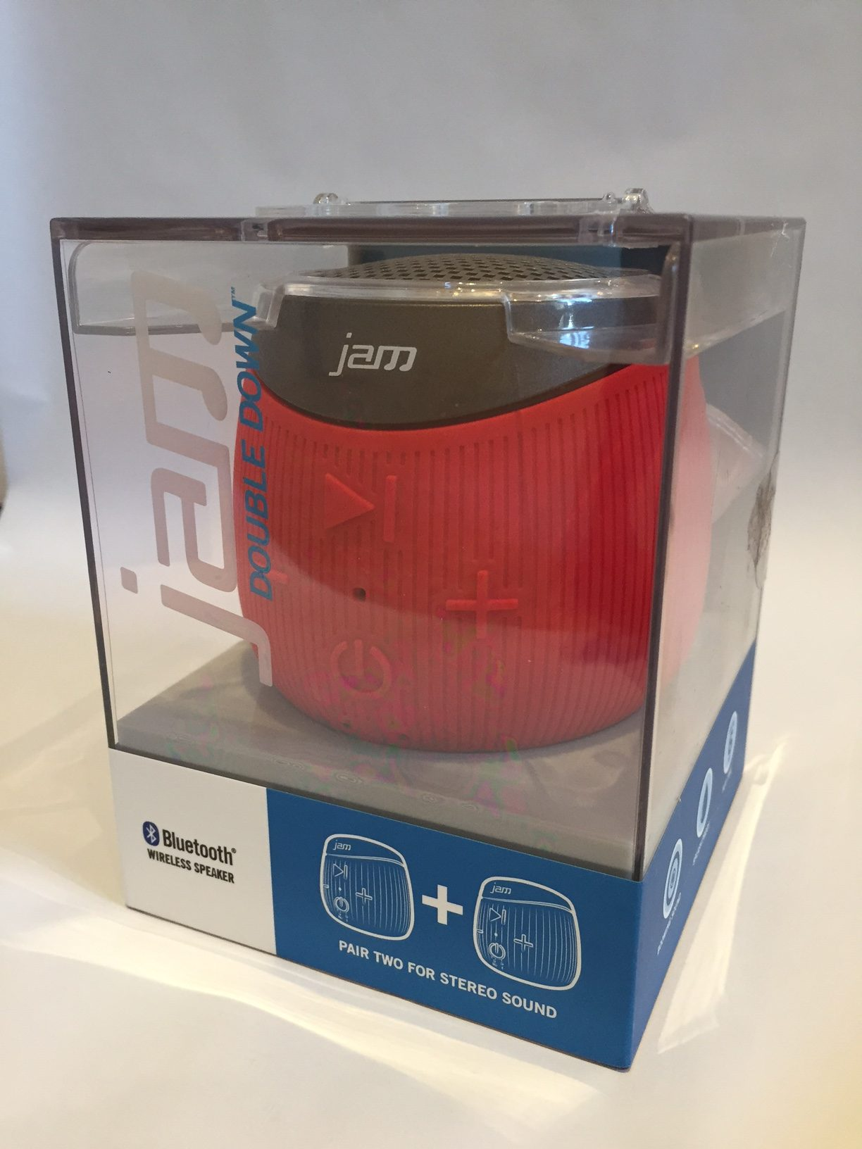 Bluetooth Box Jam Double Down Bluetooth Speaker Review Technuovo
