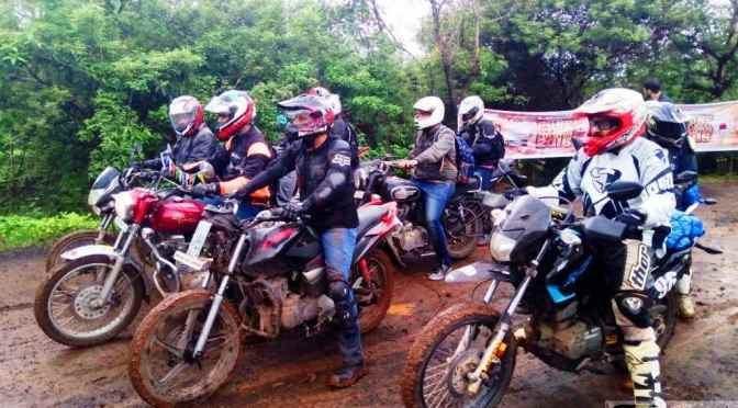 PUNE OFF-ROAD EXPEDITION 2016 concludes successfully