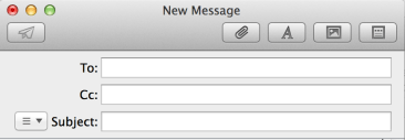 Apple Mail App Compose Attachment