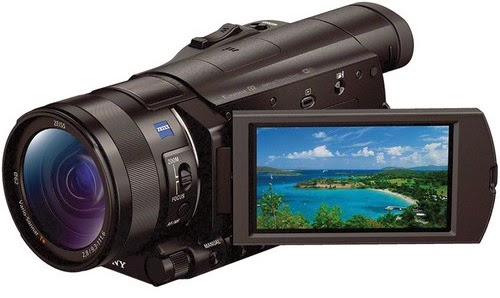 Sony FDR AX1000 Camcorder