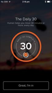 Moves iPhone iOS App Demo