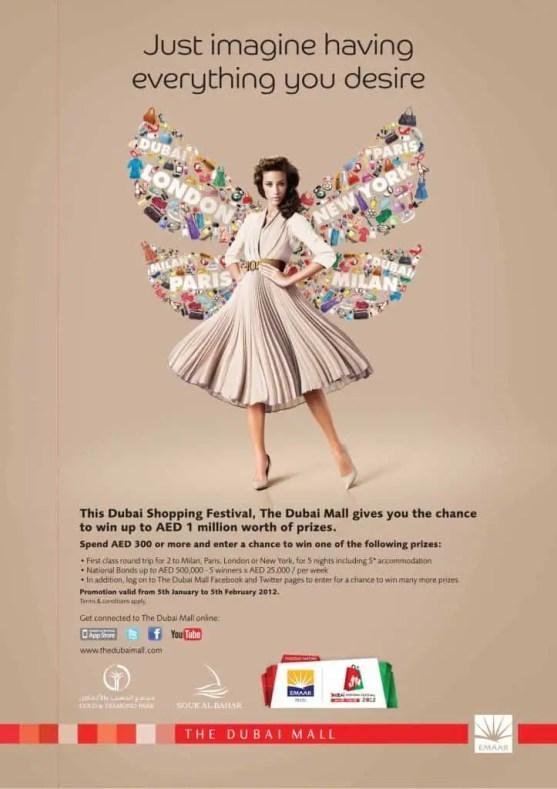 dubai mall 723x1024 #DSF2012  Dubai Shopping Festival offers, deals, discounts, raffles ,prizes and more...