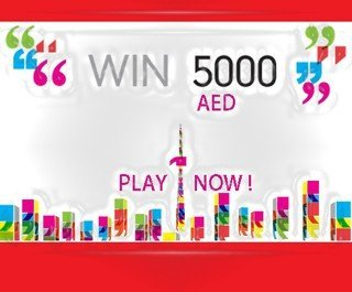 win5000 #DSF2012  Dubai Shopping Festival offers, deals, discounts, raffles ,prizes and more...