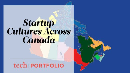 Startup Cultures Across Canada