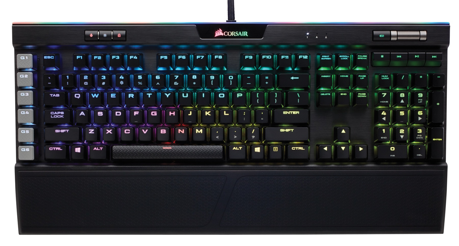 Corsair Rgb Corsair Reveals K95 Rgb Platinum Keyboard Evga Forums