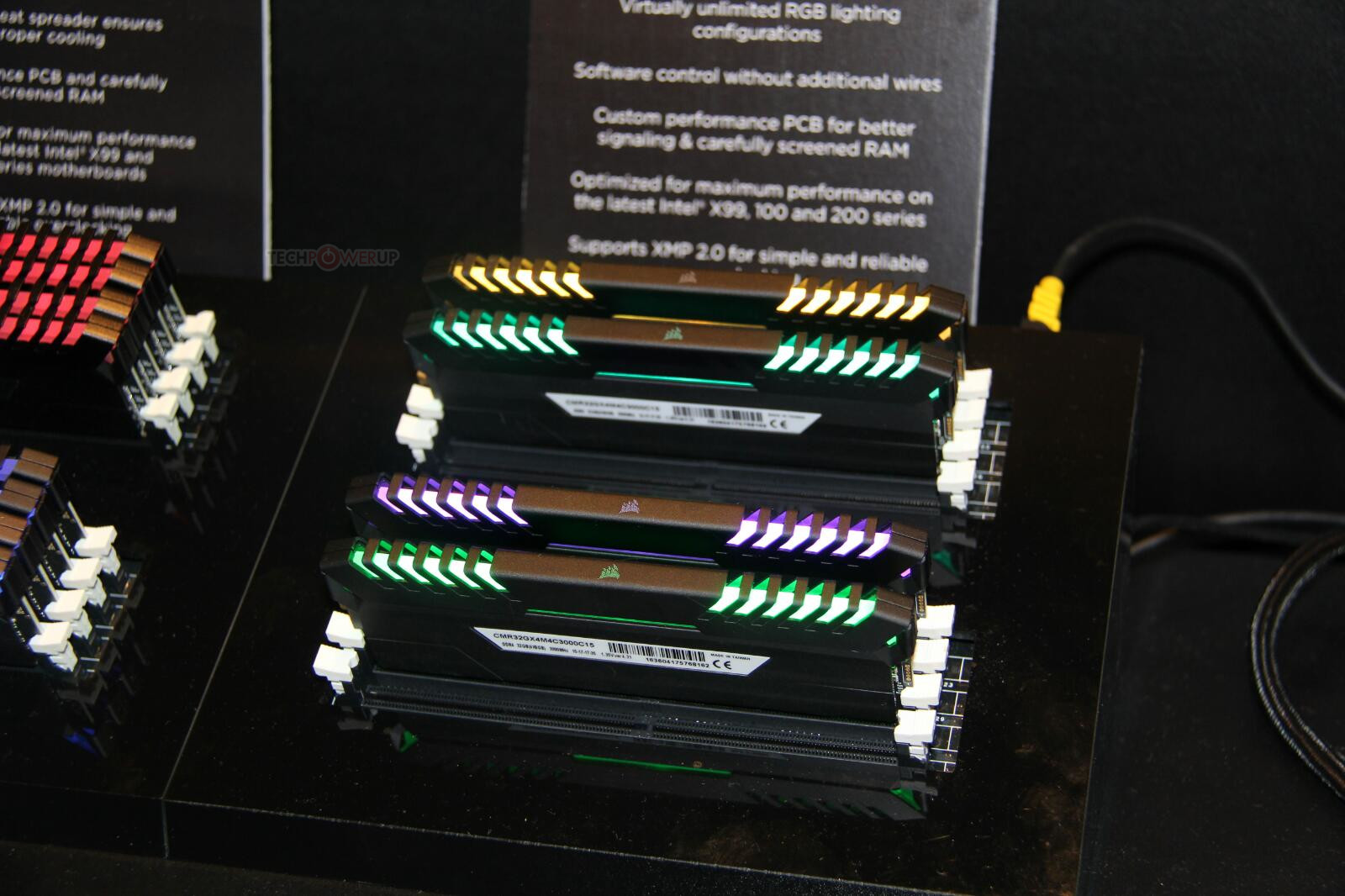 Corsair Rgb Corsair Vengeance Rgb Series Memory Pictured Techpowerup