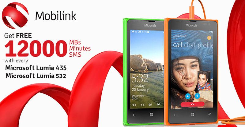 mobilink-lumia-435-lumia-532-free-3g