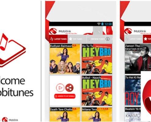 mobilink-mobitunes-mobile-app